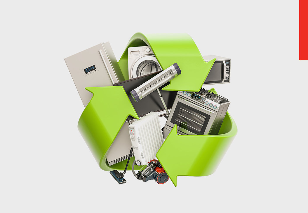 BE Petrothai's ESG : e-waste issues