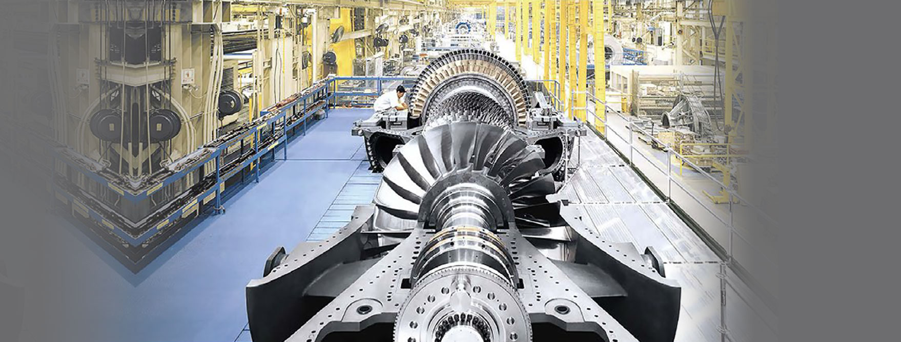 Energy Management Solution - Gas Turbine